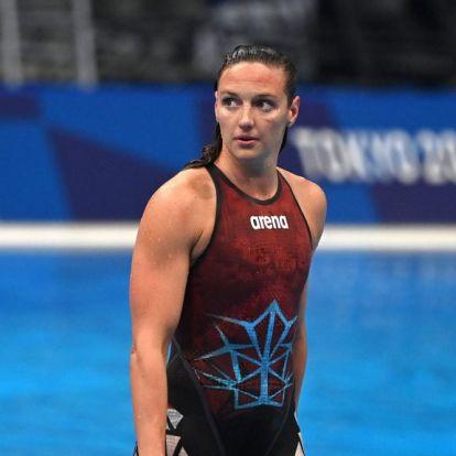 Hosszú Katinka megvált az egyik edzőjétől