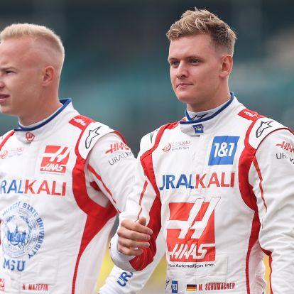 Schumacher és Mazepin jövője is eldőlt