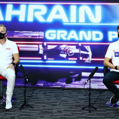 A vitáiktól hangos a sajtó, de Schumacher és Mazepin is marad a Forma-1-ben