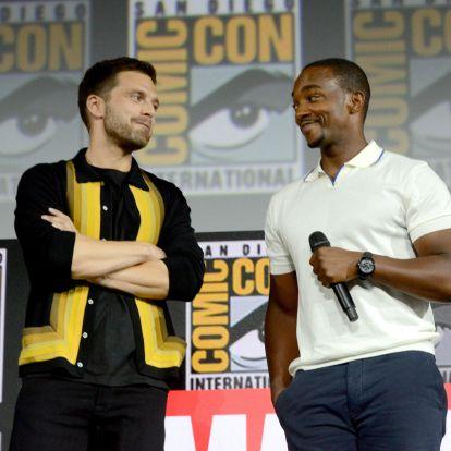 Marvel-sztárok, akikről fogalmad sem volt, hogy ilyen jó barátok