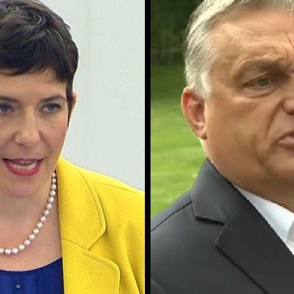 """""""Na, ezt már nem!"""" – Dobrev Klára torkig van Orbánék """"demográfiai csúcsával"""" (+fotó)"""