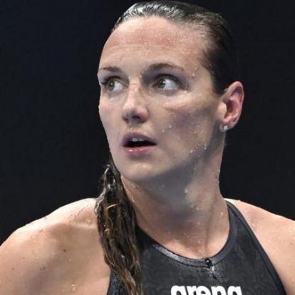Sorra küldi el edzőit Hosszú Katinka, aggódnak a szurkolók