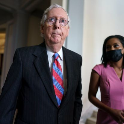 McConnell warms to Herschel Walker as primary war with Trump fizzles