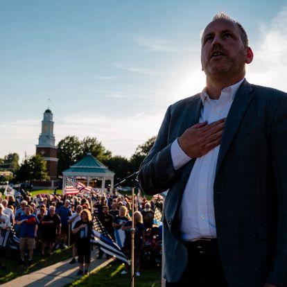 The Mini-Trump Blowing Up Local GOP Politics