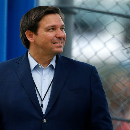DeSantis pulls ahead of 2024 GOP pack as Florida's Covid cases fall