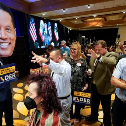 Elder energizes California GOP but steers party against the tide