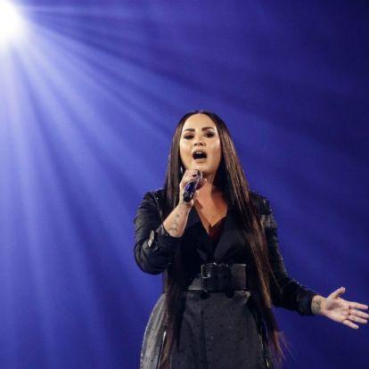 Demi Lovato azt mondja, földönkívüliekkel találkozott, csodás élményként írta le