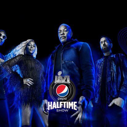 A Super Bowl februári félidei show-ján Dr Dre, Snoop Dogg és Eminem lépnek fel