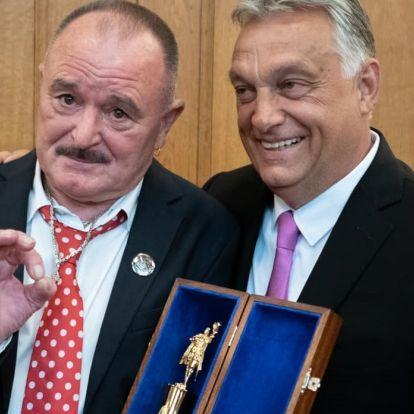 Nagy Feró szapulta kicsit a melegeket, aztán elárulta, miért dörgölőzik Orbánhoz