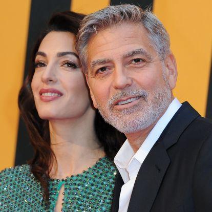 George Clooney elárulta, melyik filmjét nem nézheti meg a felesége