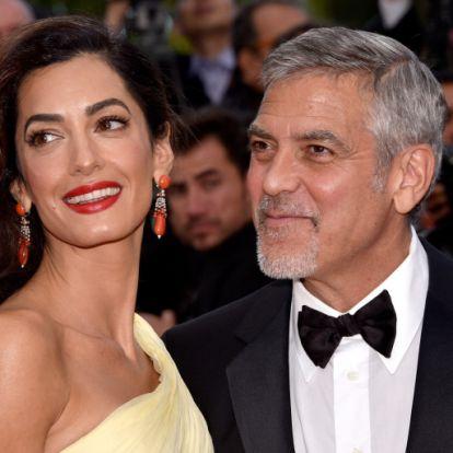 George Clooney ezt az egy dolgot tiltja Amalnak