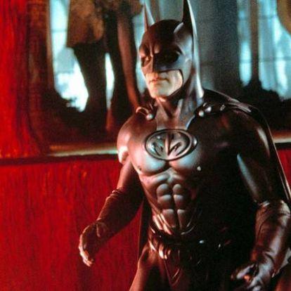 Ne várjuk, hogy George Clooney Batmanje felbukkanjon a The Flash-filmben