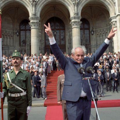 Göncz Árpád belopta magát Diana, II. Erzsébet és Clinton szívébe is