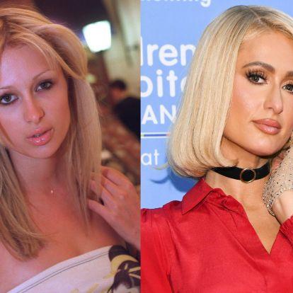 Fel sem fogod ismerni Paris Hiltont ezeken az ősrégi képeken! Így nézett ki 15 évesen