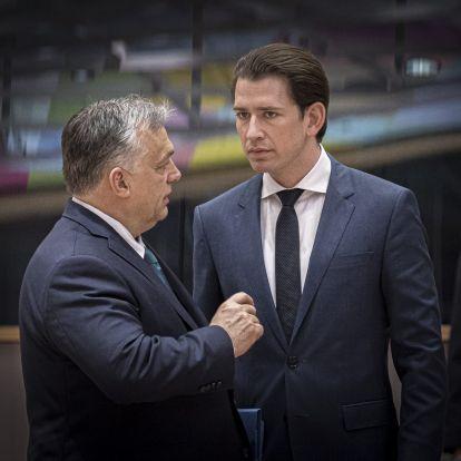 Will Hungarian-Austrian Relations Change After Kurz's Resignation?