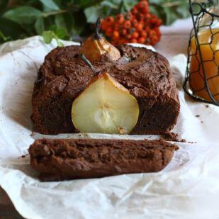 Körtés csokihasáb gluténmentesen
