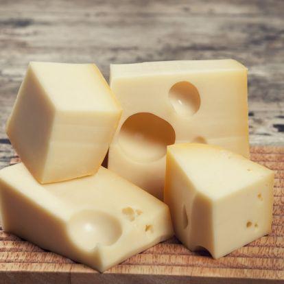 Egy év is kevés rá, hogy szétrágják a világ legkeményebb sajtját