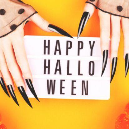 A legmenőbb halloween-körmök a manikűr szupersztárjaitól