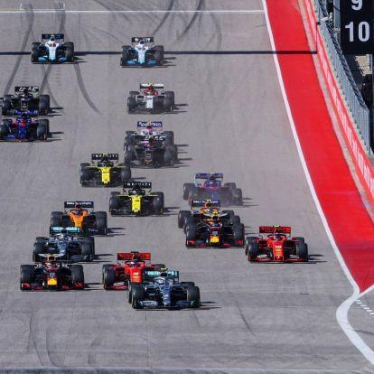 F1: Visszatérés Texasba