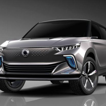 A dél-koreai Edison Motors veheti meg a Ssangyongot