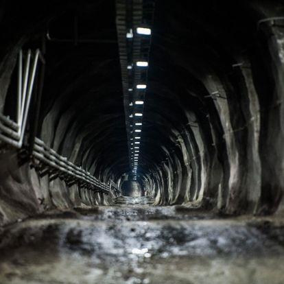 Akad néhány izgalmas alagút a Duna alatt