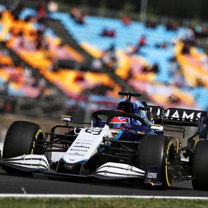 Ismét Mercedes-motor miatt büntetnek az F1-ben