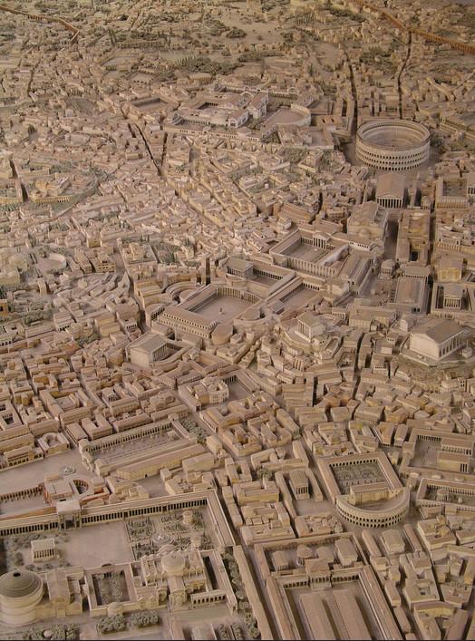 Miért díszítette az ókori római elit a padlóját szeméttel?